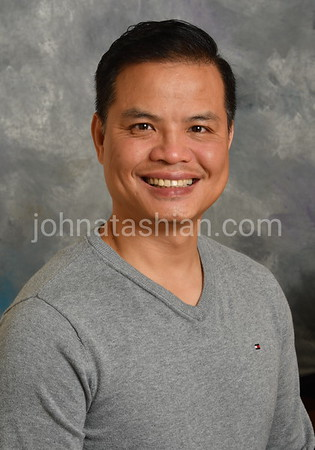 Bristol Hospital - Dr Derek Nguyen Portrait - May 8, 2018