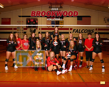 Brookwood volleyball VB19