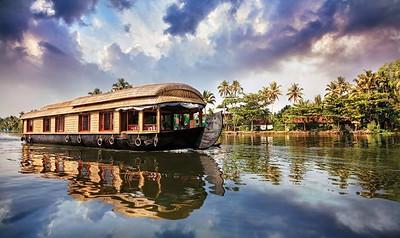 Houseboat & Backwater