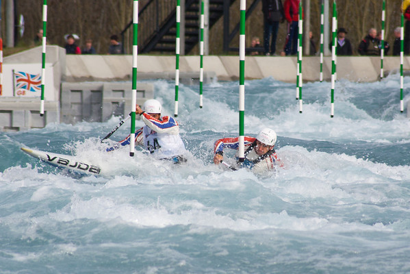 Canoe Slalom Selection Series 2012 Days 2 and 3