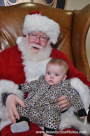 2017 Santa & Rocky the Elf