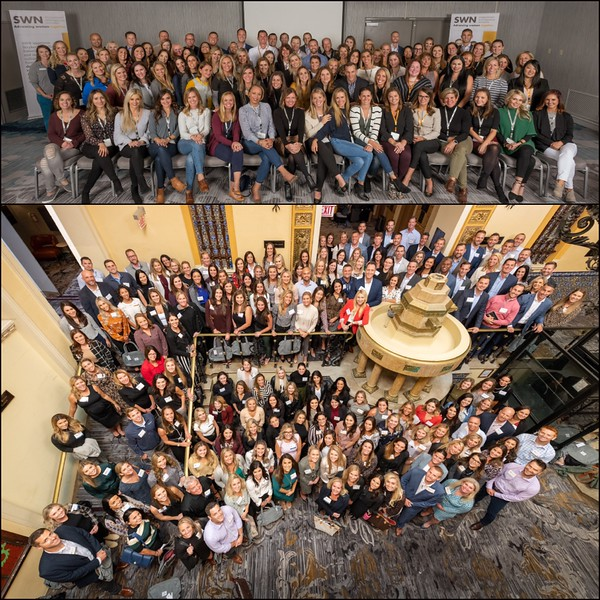 The top picture is 2018 Instruments Sales SWN with nearly 100 attendees.  The bottom pictures is 2019 sales SWN with nearly 200 attendees!  Grea.JPG