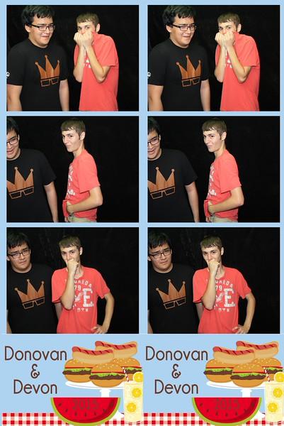 Donovan & Devon 2015