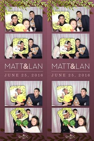 Matt & Lan (prints)