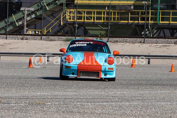 Custom Gallery - 1985 Blue Porsche Carrera Gulf Livery