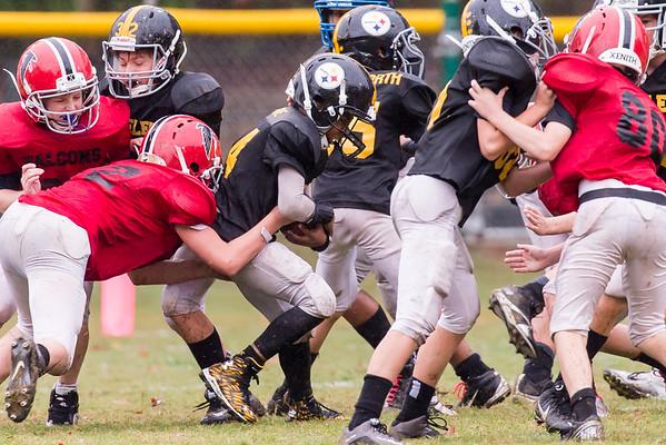 #4 Falcons vs Steelers