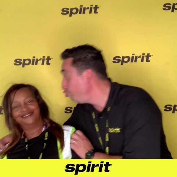 Spirit Airlines - Spirit Week