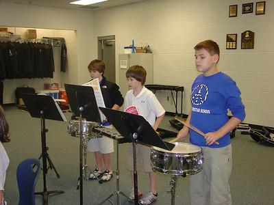 2010-11 Sixth Grade Band