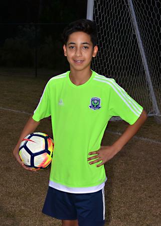 Christian U15 Fall Soccer 2017