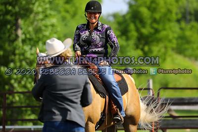 Sr Rider Equitation (on the rail) 07/26/20