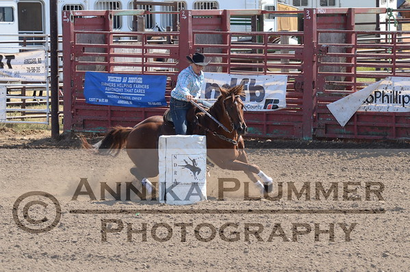 Barrel Racing-WC Slack-07-08-2017