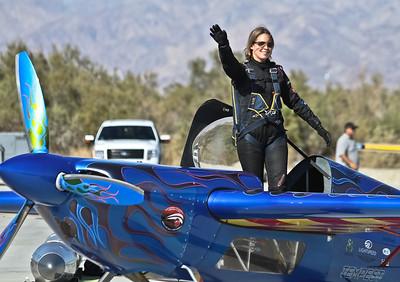 Jacqueline Cochran Air Show 2011