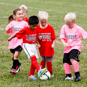 Webster Youth Soccer 9-19-15