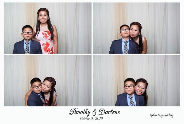 Tim & Darlene