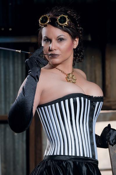 Steampunk Yvette