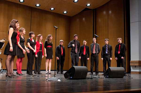 11/10/11 Vocal Jazz Concert