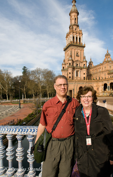 Tue 3/15 in Seville: Doug and Louise