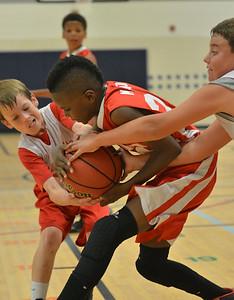 Little Legends Basketball