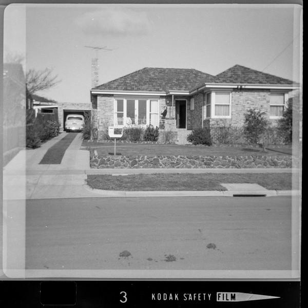 46 Windsor Avenue, Mount Waverley, Victoria, Australia, 1964.