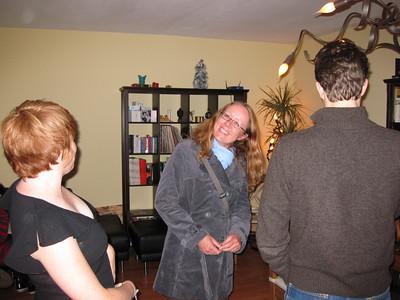 20081122 Lennart's Bday Party