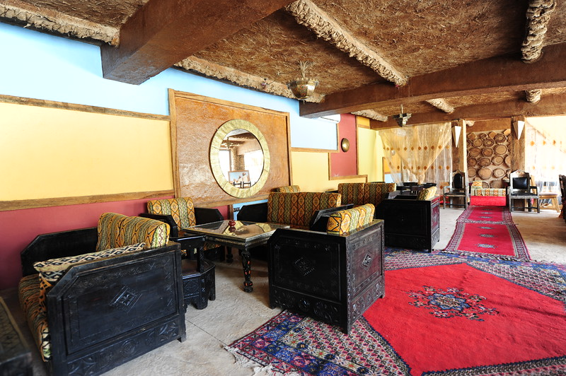 Restaurant&Bar Kasbah Hotel Tombouctou (10).JPG