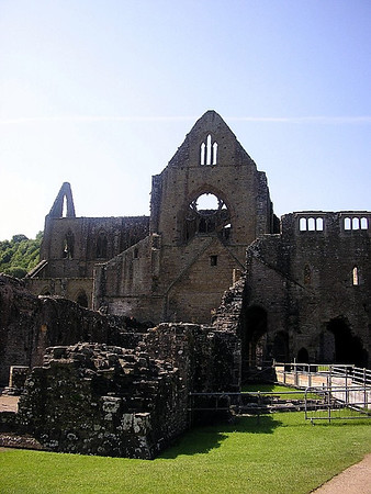 Tintern Abbey 2005