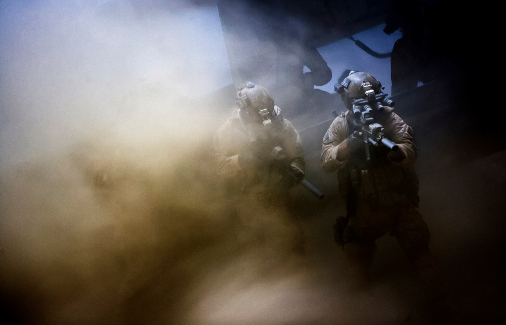 ". This film image released by Columbia Pictures shows a scene from ""Zero Dark Thirty,\"" directed by Kathryn Bigelow.  The film was nominated for a Golden Globe for best drama on Thursday, Dec. 13, 2012. The 70th annual Golden Globe Awards will be held on Jan. 13. (AP Photo/Sony - Columbia Pictures)"