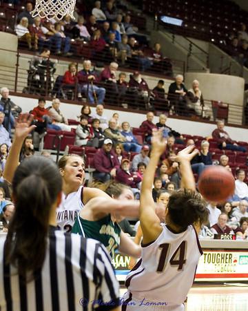 2011-01-08 Lady Griz 78 vs Sacramento State 35