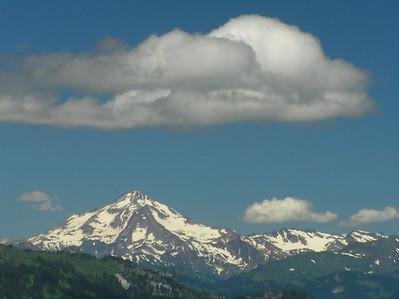 Glacier Peak region