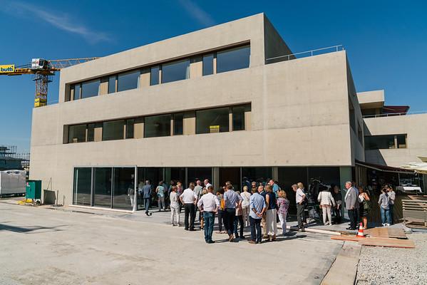 Neueröffnung Institution Barbara Keller Binz