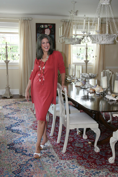 2009 Joan Hornig Profile photoshoot