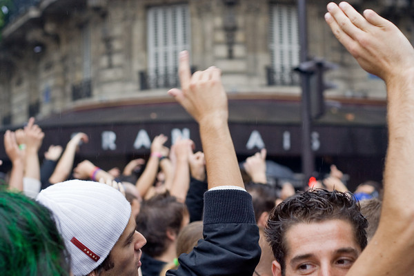 Paris: Techno Parade