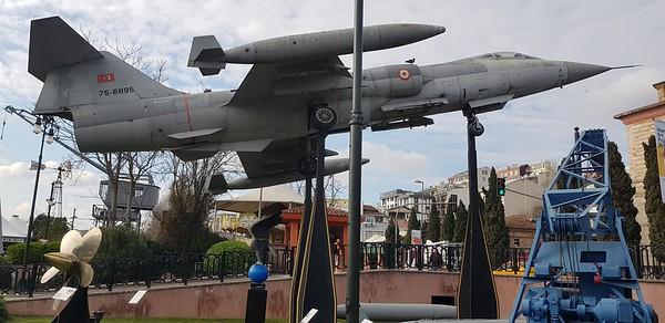 Rahmi M Koc Transport Museum Istanbul 2019