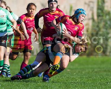 Llanelli Wanderers Girls u15 v Whitland