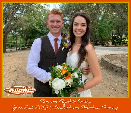 JUNE 2ND, 2019 | Tom and Elizabeth Conley