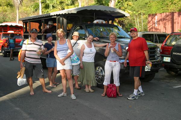 Carnival Triumph, Eastern Caribbean - St. Thomas - Jan 2007