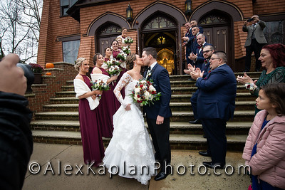 Wedding at Clark's Landing Yacht Club in Point Pleasant NJ