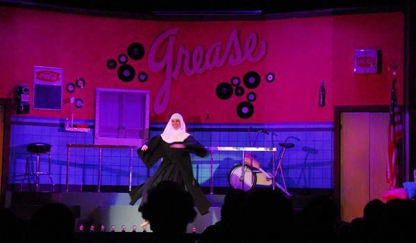 Wichita West High School Classmate Karla Burns presents NunSense Thursday July 12, 2012
