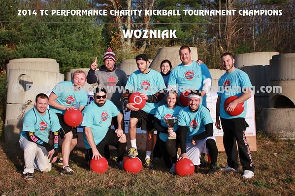 2014 TC Performance Charity Kickball Tournament