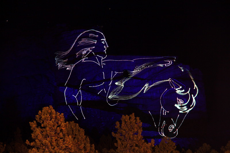 Crazy Horse Light Show.jpg