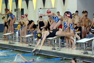 Avon v Plainfield - Swimming