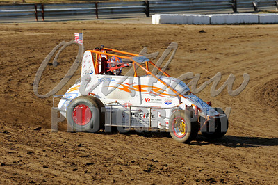 Coos Bay Speedway - July 4, 2009 - Dirt Oval