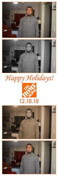12.18.18 The Home Depot (Kiosk)