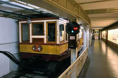 Budapest Underground Railway Museum, 2018