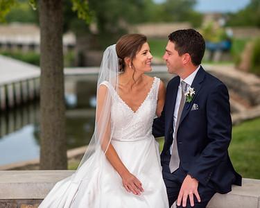 Riegy and Kathryn Wedding