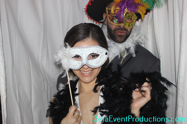 Stephanie & Jarred Wedding Photo Booth Pictures