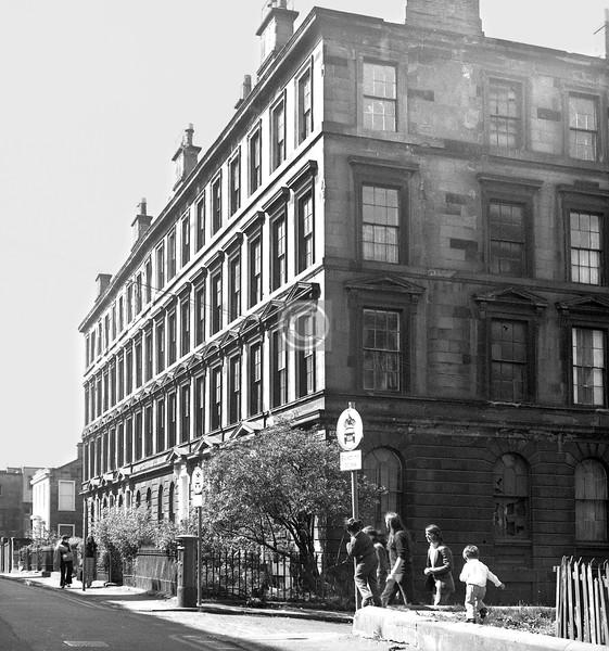 Hill St. / Garnethill St.   May 1974