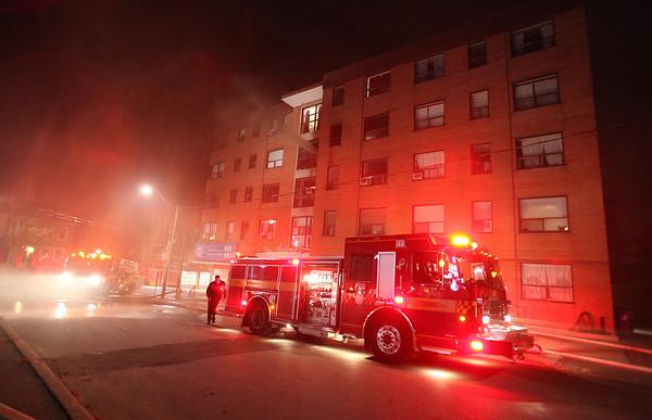 October 27, 2009 - 2nd Alarm - 4 Latimer Ave