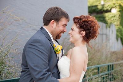Stephanie & Bob {wedding day}