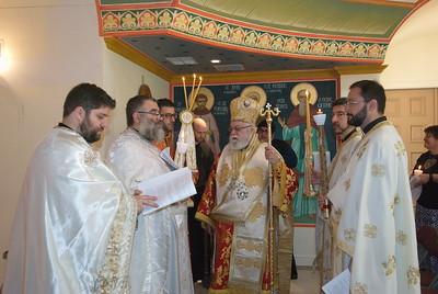 Community Life - Saint George Feast Day - May 2, 2016